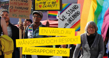 Idag lanserar RFSL stolt årsrapporten för 2016