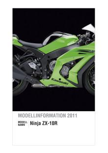Modellinformation Kawasaki Ninja ZX-10R