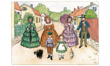 Step into Elsa Beskow's fabulous world at Formex