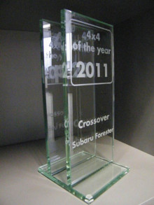 Ännu en utmärkelse till Subaru Forester