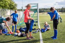 Organising your kid's soccer activities has never been easier
