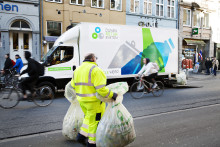 Dansk Retursystem skifter til biogas fra E.ON og OK