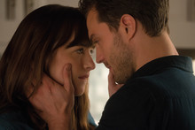 GET READY FOR FIFTY SHADES DARKER - COMING THIS SUMMER ON 4K ULTRA HD, BLU-RAY™ & DVD