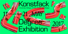 Konstfack's Degree Exhibition 2017 – urgent issues sparking lively and critical dialogue
