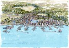 Folkomröstning om Väsby sjöstad beslutad att genomföras i anslutning till allmänna val i september 2014.