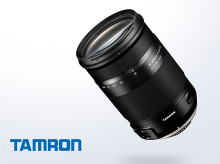 World's first ultra-telephoto all-in-one zoom lens for DSLR!