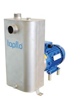 Ny självsugande centrifugalpump från Tapflo kommer snart!