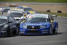 Bästa STCC-tävlingen för Dacia Dealer Team