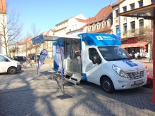 Beratungsmobil der Unabhängigen Patientenberatung kommt am 24. Januar nach Cuxhaven.