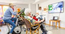 Investerer  i teknologi for eldre