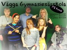 Pressinbjudan: Elever från Vägga gymnasiesärskola bjuder på konsertturné
