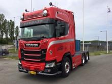 Sparer op til 35.000 kr. med ny Scania V8'er