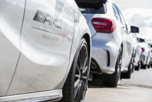 Dunlop officiell däckpartner till AMG Driving Academy