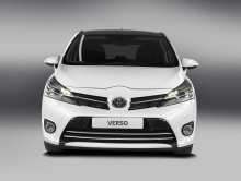 Världspremiär för nya Toyota-modeller i Paris