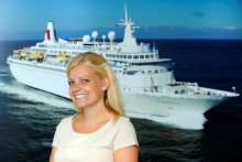 Ruth Ryland appointed Public Relations Executive  for Fred. Olsen Cruise Lines
