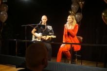 Igårkväll bjöd Clarion Hotel Amaranten på storslagen releasefest när de släppte debutsingeln - Passion med Beatrice Jasz.