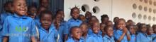 Wondervilles skola i Afrika är nu klar