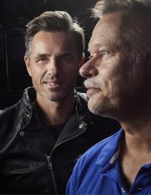Peter Jöback och regissören Hans Marklund i unikt samarbete på Cirkus