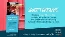 Nordic Choice Hotels tar kampen mot människohandel