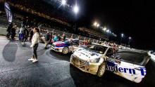 Halv miljon på spel i RallyX Nordic