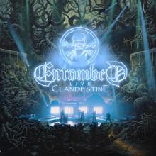 Entombed - Clandestine - Live - på Sverigetopplistan