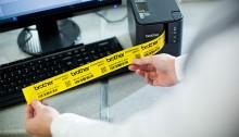 Professioneller Etikettendruck mit Brother und BarTender®