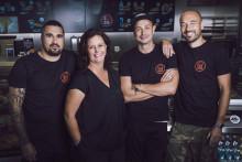 Succén fortsätter: Sveriges största hamburgerkedja släpper ny burgare tillsammans med KÄK