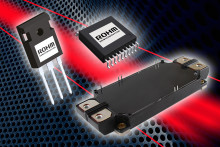 PCIM 2017: ROHM Expands its Range of Power Devices to Offer Complete Power Solutions --- New lines include latest SiC based technologies and Si based IGBT devices for enhanced energy efficiency.