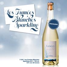 Les Fumées Blanches Sparkling - premiär för höstens läckraste bubblare!