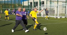 ​Stroke Association appeals for local volunteers for a new football project in Poole