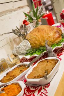 Joulu on vuoden suurin ruokasesonki