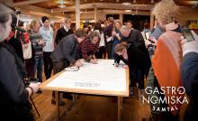 Från jord till bord i Gastronomiska Samtals nya styrelse