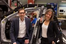 Volvo Cars säkerhetsexperter tilldelas prestigefylld utmärkelse från NHTSA, den amerikanska federala trafiksäkerhetsmyndigheten