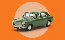 Opus Bilprovning erbjuder veteranfordonstest