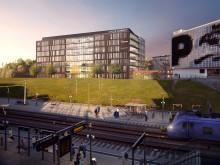 Markförsäljning ger nya arbetsplatser i Hyllie