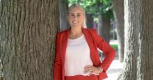 Elin Bjerre, 32 kliver in som ny VD efter en kortare tid som anställd på Ingenjörsjobb