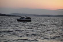 Lugn morgon inledde årets hummerfiske