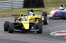 Nu ska medaljerna fördelas i Formula STCC Nordic