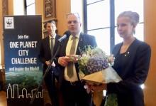 Lund prisas för hållbara transporter och klimatengagemang