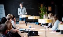 Omegapoint välkomnar deltagarna i höstens Academy Professional Program (APP)