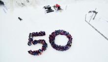 Tidenes bursdagsfest for Trysil med 500 barn