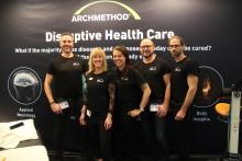 Träffa team Arch of Scandinavia på Allt för Hälsan, Stockholmsmässan