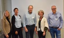 Norconsult inngår samarbeid med Norges første realfagsgymnas