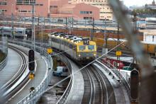 Trafikinformation: Ställverksbyte på Göteborgs central
