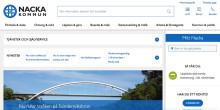 NetRelations lanserar nya nacka.se!