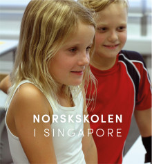 Information from Norskskolen in Singapore