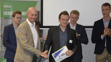 Student AP Hogeschool 'Junior Energy Manager of The Year'