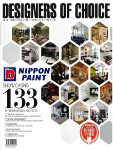 Evorich Flooring Featured on Nippon Paint Designers of Choice 2012