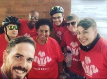 Rail colleagues prepare for mammoth 90-mile cycle ride to support The Prince's Trust