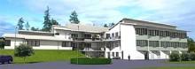 Invigning av Ljungs äldreboende